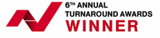 6th Annual Turnaround Awards Winner